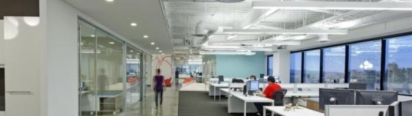 Aria inquinata in ufficio