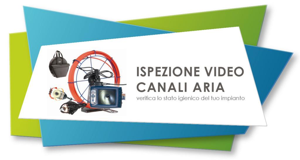 videoispezioni canali aria